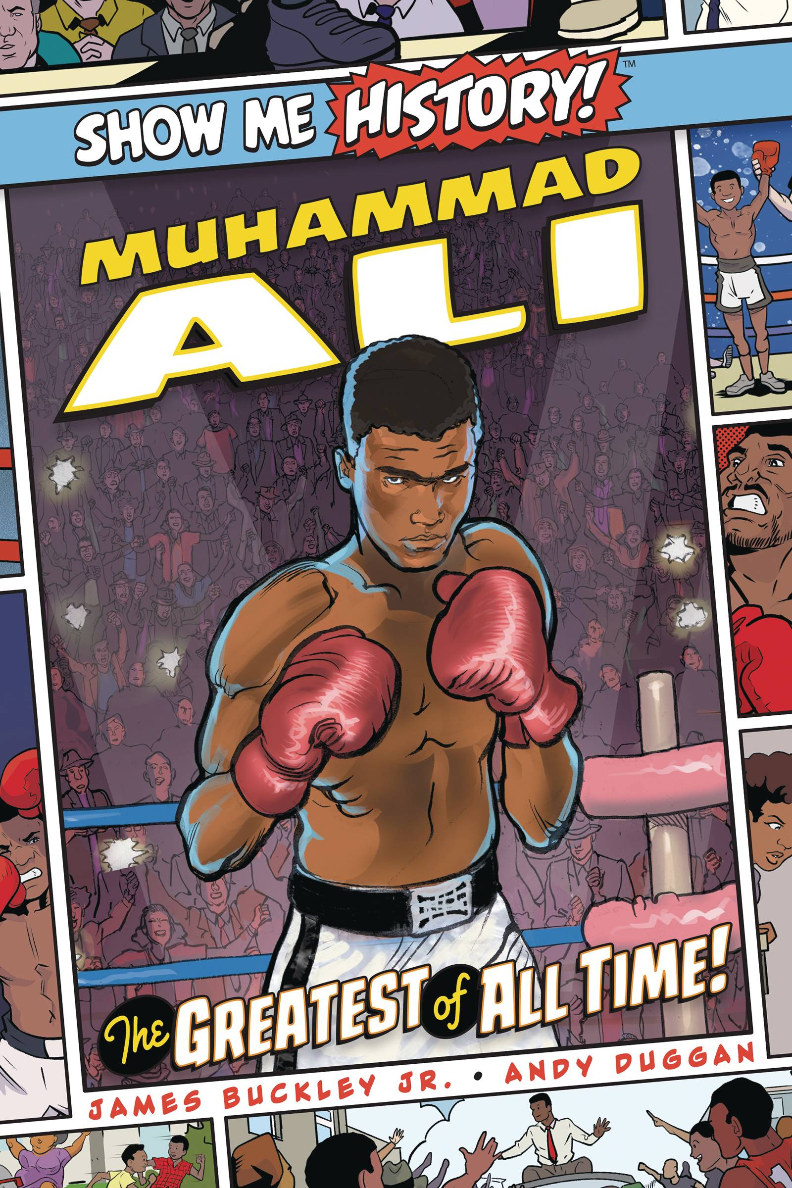 SHOW ME HISTORY TP MUHAMMAD ALI GREATEST ALL TIME
