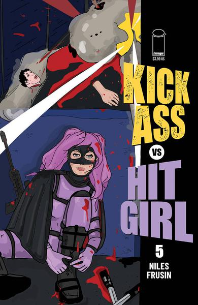 KICK-ASS VS HIT-GIRL