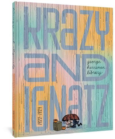 GEORGE HERRIMAN LIBRARY HC KRAZY & IGNATZ 1922-1924