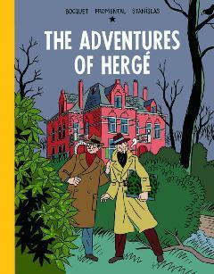 ADVENTURES OF HERGE HC
