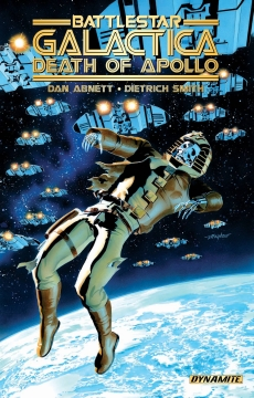 BATTLESTAR GALACTICA CLASSIC DEATH OF APOLLO TP