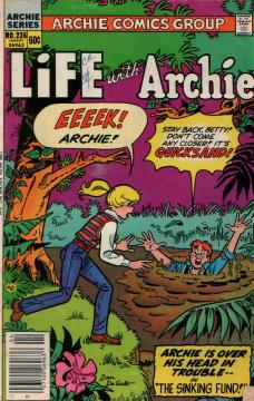 LIFE WITH ARCHIE (1-286)