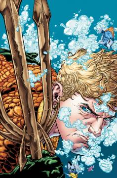AQUAMAN TP 01 THE DROWNING