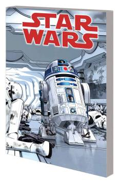 STAR WARS TP 06 OUT AMONG THE STARS