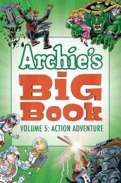 ARCHIES BIG BOOK TP 05 ACTION ADVENTURE