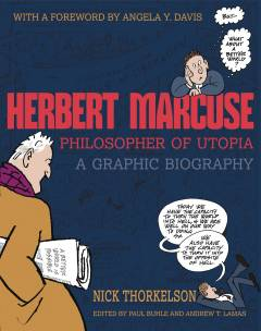HERBERT MARCUSE PHILOSOPHER OF UTOPIA TP