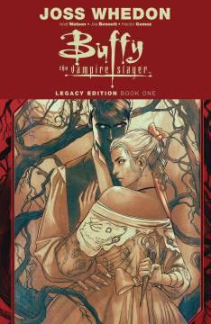 BUFFY VAMPIRE SLAYER LEGACY EDITION TP 01