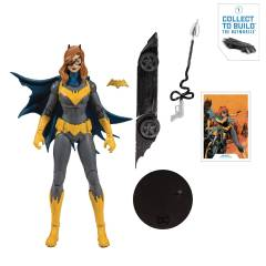 DC COLLECTOR WV1 MODERN BATGIRL 7IN SCALE AF CS