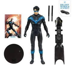 DC COLLECTOR WV1 MODERN NIGHTWING 7IN SCALE AF CS