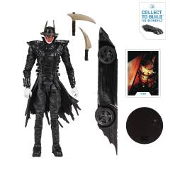 DC COLLECTOR WV1 BATMAN WHO LAUGHS 7IN SCALE AF CS