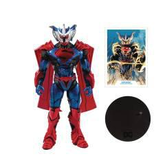 DC ARMORED WV1 SUPERMAN UNCHAINED 7IN SCALE AF CS