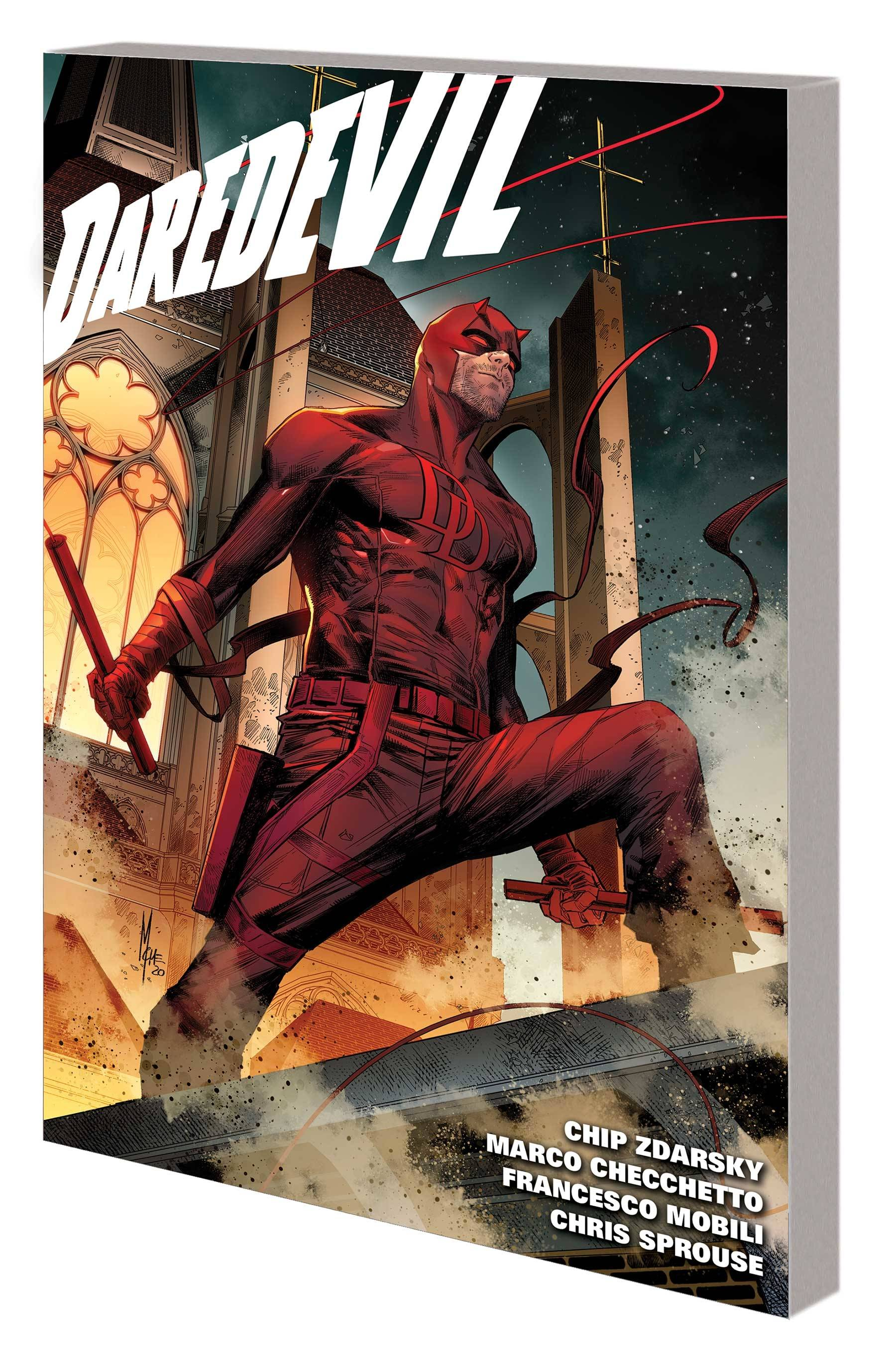 DAREDEVIL BY CHIP ZDARSKY TP 05 TRUTH DARE