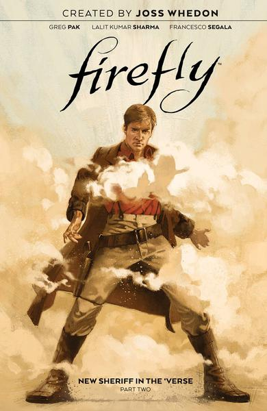 FIREFLY NEW SHERIFF IN VERSE HC 02