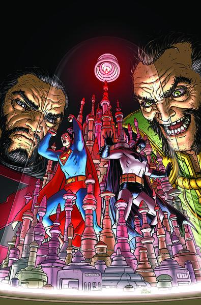 BATMAN SUPERMAN HC 02 WORLDS DEADLIEST