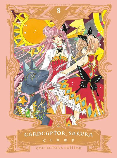 CARDCAPTOR SAKURA COLL ED HC 08