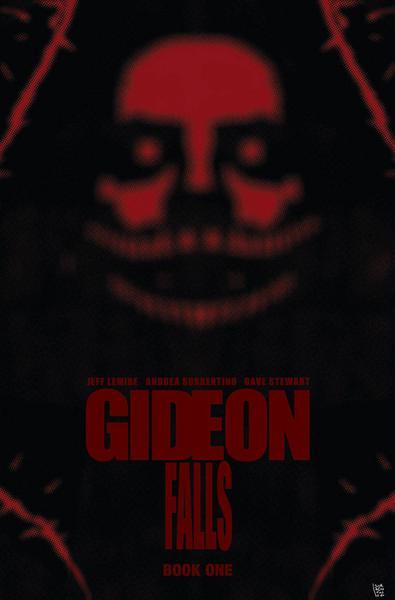 GIDEON FALLS DELUXE HC 01