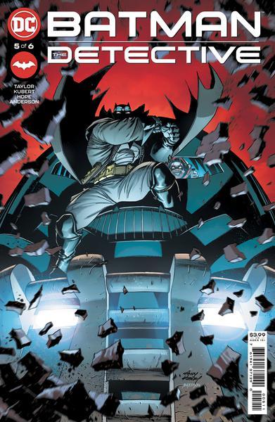 BATMAN THE DETECTIVE