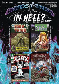 SWORDS OF CEREBUS IN HELL TP 09