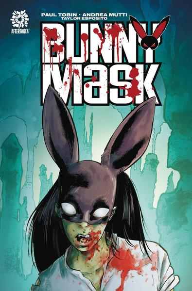 BUNNY MASK TP VOL 1 CHIPPING OF THE TEETH