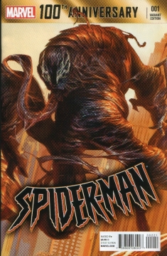 100TH ANNIVERSARY SPECIAL #1 SPIDER-MAN