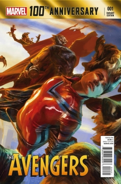 100TH ANNIVERSARY SPECIAL #1 AVENGERS