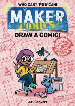 MAKER COMICS TP DRAW A COMIC