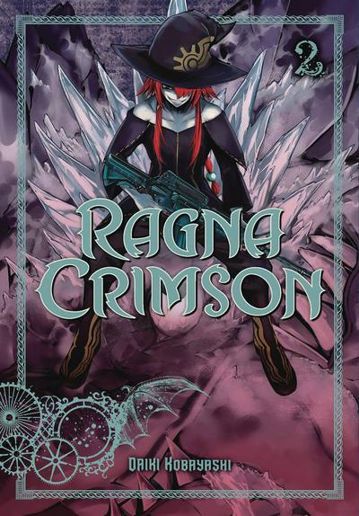 RAGNA CRIMSON GN 02