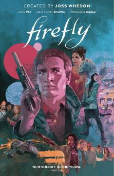 FIREFLY NEW SHERIFF IN THE VERSE TP 01
