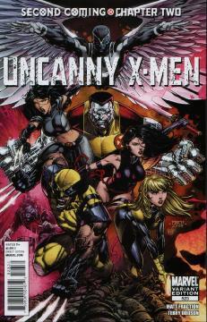 UNCANNY X-MEN I (1-544)