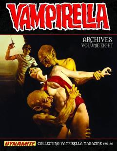VAMPIRELLA ARCHIVES HC 08