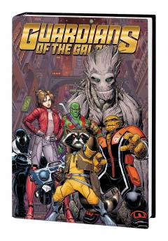 GUARDIANS OF GALAXY HC 01 EMPEROR QUILL