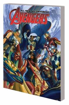ALL NEW ALL DIFFERENT AVENGERS TP 01 MAGNIFICENT SEVEN