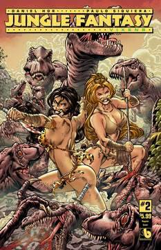 JUNGLE FANTASY VIXENS