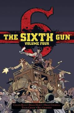 SIXTH GUN DELUXE HC 04
