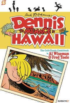 DENNIS THE MENACE HC 03 HAWAII