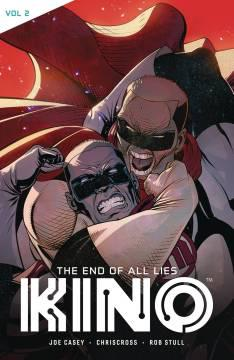 CATALYST PRIME KINO TP 02 END OF ALL LIES