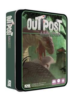 OUTPOST AMAZON GAME