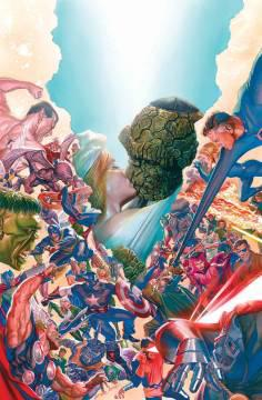 FANTASTIC FOUR #5 BY ALEX ROSS POSTER