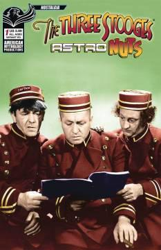 THREE STOOGES ASTRO NUTS