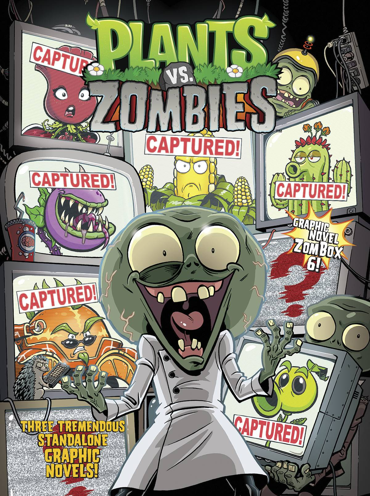 PLANTS VS ZOMBIES HC 06 BOXED SET