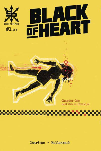 BLACK OF HEART
