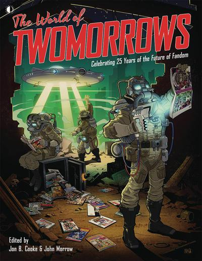 WORLD OF TWOMORROWS LTD ED HC
