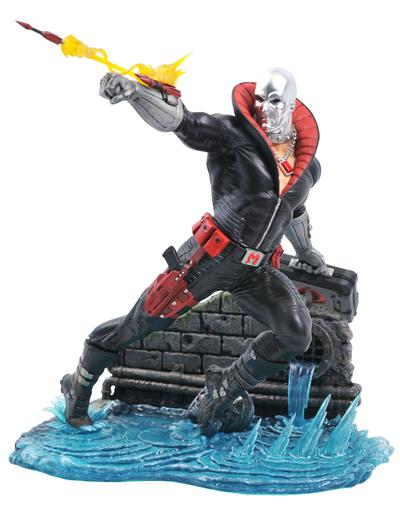 GI JOE ARAH GALLERY DESTRO PVC STATUE