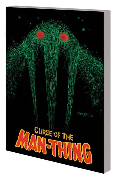 CURSE OF MAN-THING TP 01