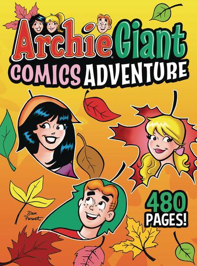 ARCHIE GIANT COMICS ADVENTURE TP