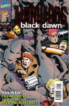 WARHEADS BLACK DAWN (1-2)