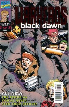 WARHEADS BLACK DAWN (1-2)