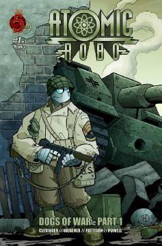 ATOMIC ROBO DOGS OF WAR