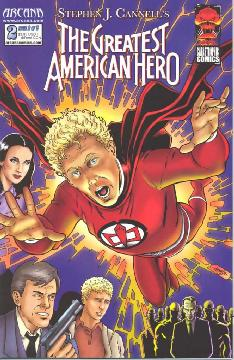 GREATEST AMERICAN HERO