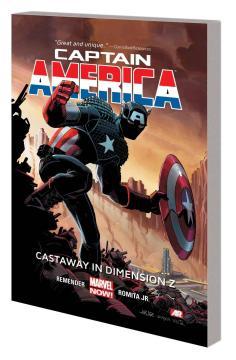 CAPTAIN AMERICA TP 01 CASTAWAY IN DIMENSION Z 01